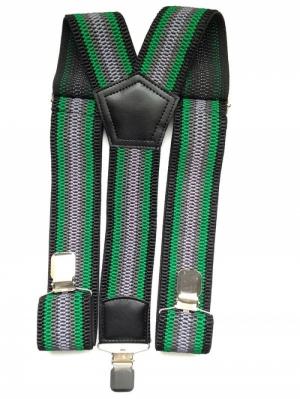 Подтяжки джинсовые