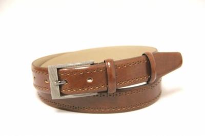 Мужской кожаный ремень Sevaro Elit