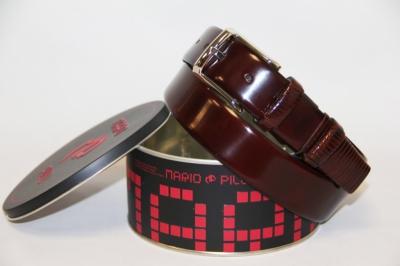 Ремень из натуральной кожи Mario Pilli мужской