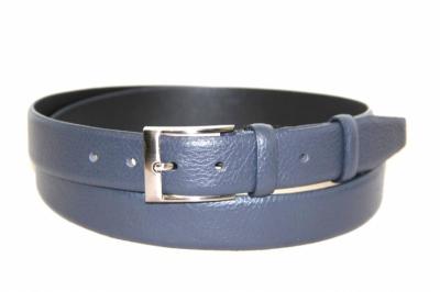 Синий мужской ремень Навигатор Лонги